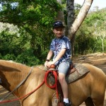 Horseback Riding to Xunantunich