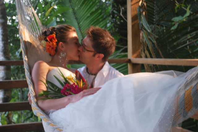 Just Married - Anna & Trevor