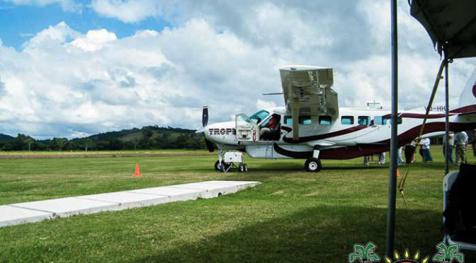 Flights to Cayo District